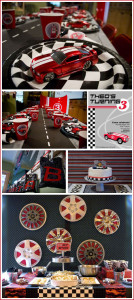 Race Car Birthday-Cakeblog