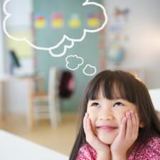Pensamiento positivo en los niños