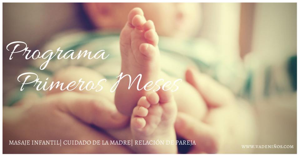 Coaching madres primeros meses. Coach infantil