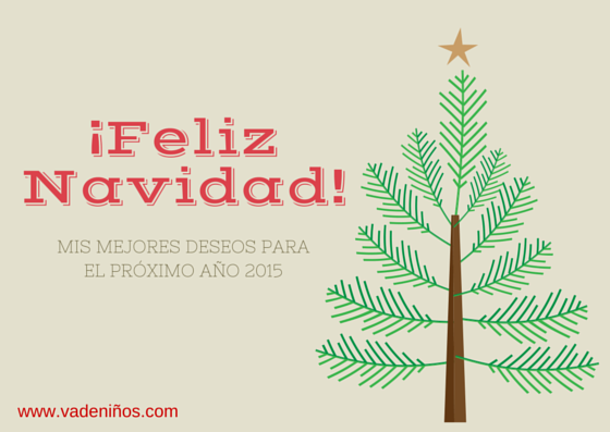 Navidad 2015-vadeniños.com