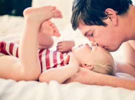 Ser un buen padre-vadeniños.com